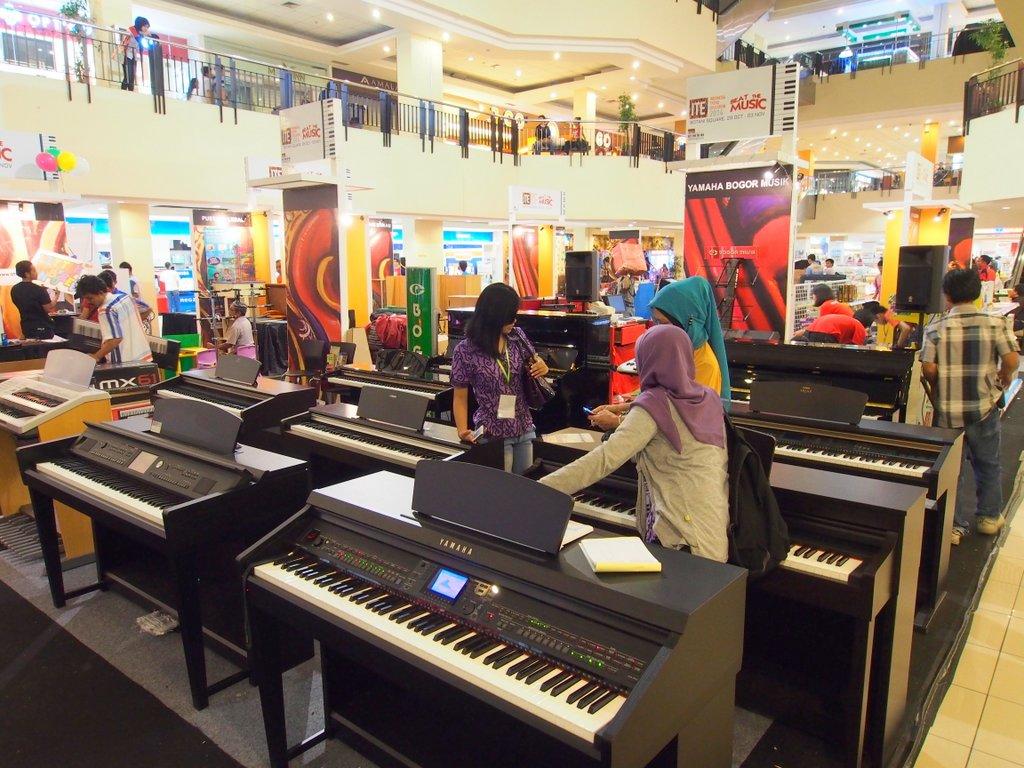 Yamaha Music School Biaya